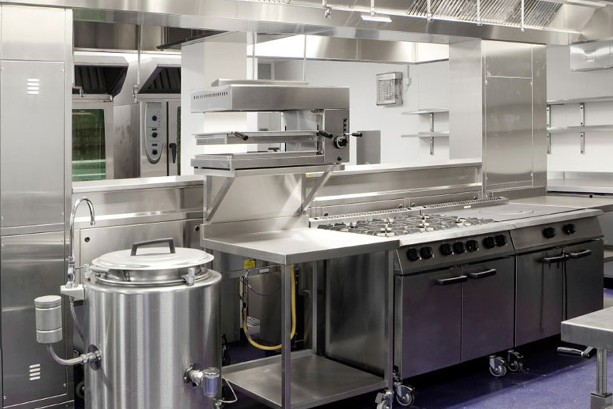 FRESH FOOD MANUFACTURING STERILE AREA CLEANSING