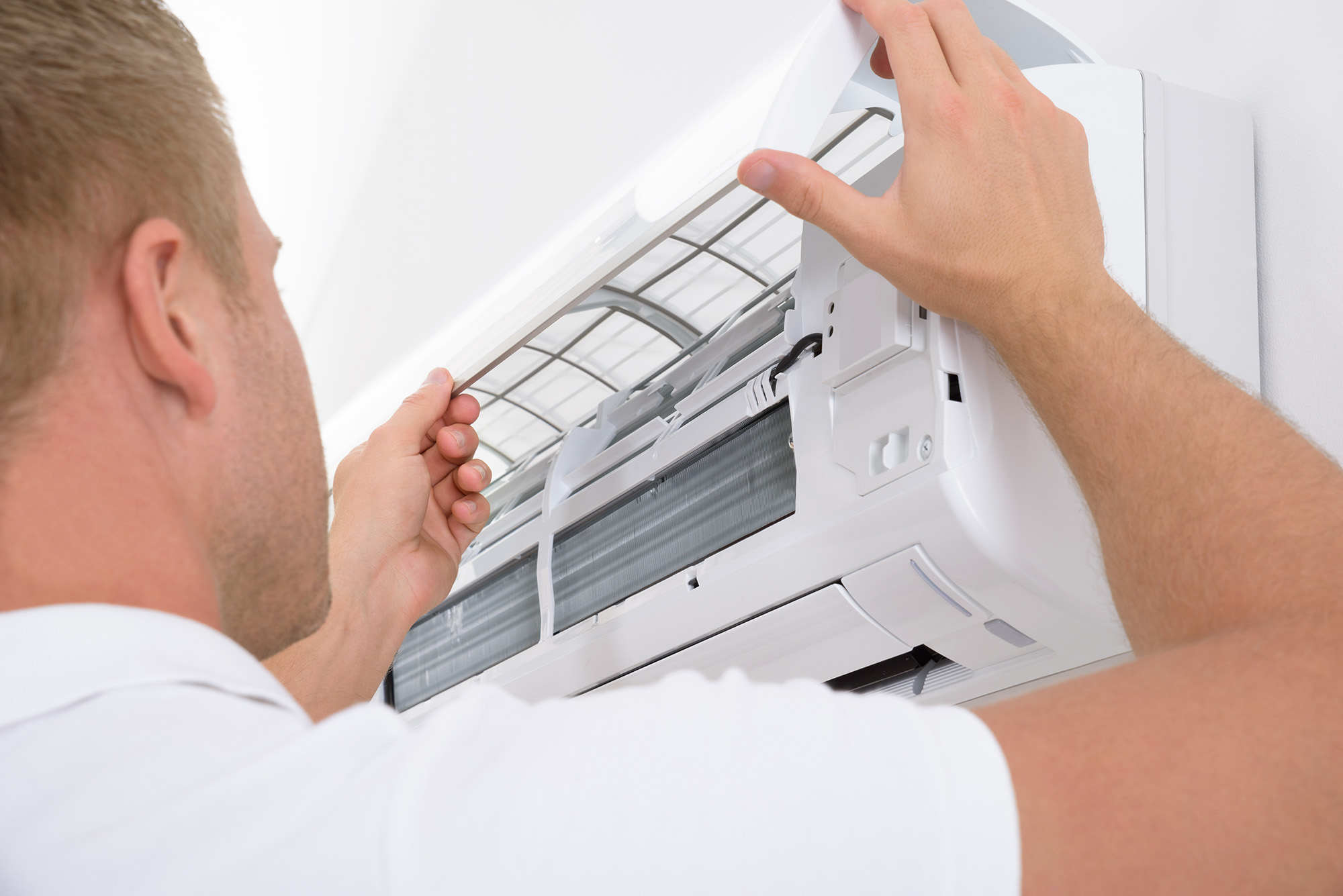DEEP CLEANING OF VENTILATION & AIR CONDITIONING SYSTEMS